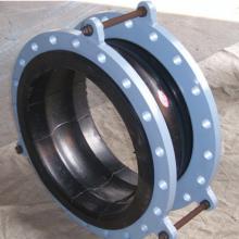 甘肃pn1.0 dn400生活污水处理耐腐蚀橡胶软接头,管道膨胀节【润宏】