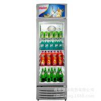 Haier/海尔SC-276(商流)276升单门冷藏展示柜饮料柜保鲜柜冷柜