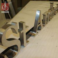 发光字制造厂家直销 树脂发光招牌门头字 不锈钢镜面发光字