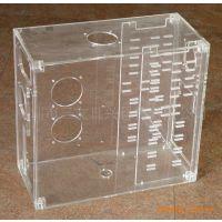 厂家供应定制亚克力透明机箱,亚克力机箱,深圳有机玻璃制品厂