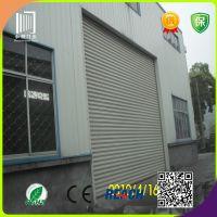 浙江厂家大量供应抗风门  钢制抗风工业门 遥控电动抗风门