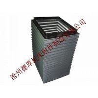 沧州德厚专业生产升降平台专用风琴式防护罩