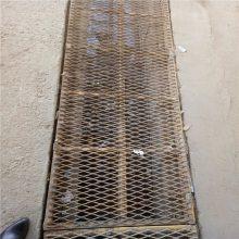 旺来304钢板网 菱型钢板网重量计算公式 菱型防护网