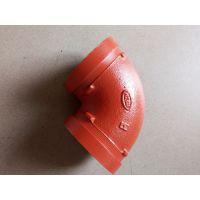 潍坊公司直销中茂牌消防沟槽管件,价格电议,规格定制
