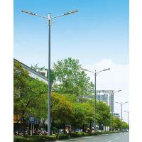 河南太阳能路灯品牌 道路工程灯批发 三门峡监控杆厂家定做