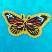 厂家澳德直销卡通刺绣布贴 绣花章仔 3D绣花标 可定制