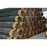 洪浩管道(在线咨询),直埋保温管,聚氨酯直埋保温管