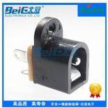 高品质锰钢DC016A插座 充电DC插座插口
