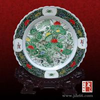 景德镇陶瓷大赏盘 青花瓷盘价格 唐龙陶瓷