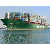 南京到儋州集装箱海运(往返)