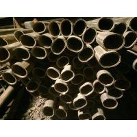 供应薄壁无缝异型管%定尺鸭蛋管&山东异型钢管厂家