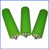 长期供应托辊 聚氨酯平行拖辊厂家非标加工定制