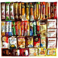 广州新沙港韩国丹麦风味巧克力黄油曲奇饼干报关费用贵吗