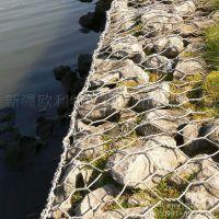 直供新疆河道水库固堤固基用镀锌石笼网、格宾网 可定制