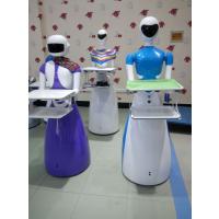 火锅店自助餐使用完机器人人气大涨送餐机器人出租上海包邮