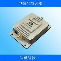 大功率无线放大器2.4G双向无线路由器WiFi覆盖延伸5W信号放大器