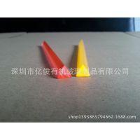 厂家直销 海量供应 亚克力透明颜色三角条 有机玻璃三角条 PMMA棒