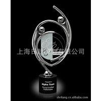 供应奖杯 奖杯定做 个性水晶奖杯制作 金属奖牌奖杯 ,(图)-