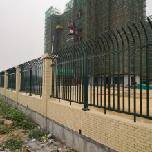 三亚别墅区铁艺栅栏定做 海口小区锌钢隔离栅