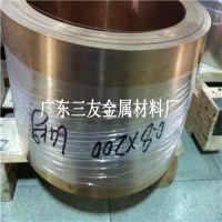 c17200耐高温铍铜棒;高弹性铍青铜带铍铜丝厂家直销