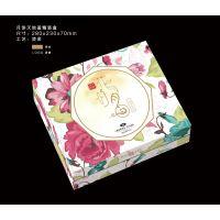 安徽广印彩印酒店月饼礼盒,高档天地盖月饼礼盒定制13805517129