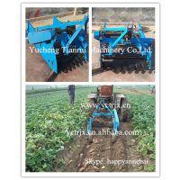 禹城市天瑞机械马铃薯收获机、红薯、洋芋头、洋葱 大蒜都可收获