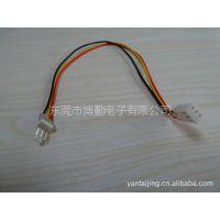 供应CPU风扇转接线3PIN
