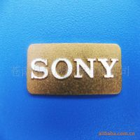 厂家供应相机标牌 摄像机铭牌 电镀标牌 氧化铭牌