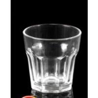 厂家直销亚克力透明杯烈酒杯啤酒杯200ml
