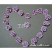 供应陶瓷玫瑰花 仿真花 花草灯 仿真花草灯 玫瑰花衣钩