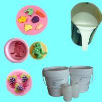 高温硫化液体硅胶 翻糖蛋糕模具硅胶 食品级液体硅胶