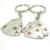 兰州高档金属钥匙扣设计制作厂家生产