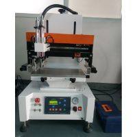 精密丝印机的工作原理是什么,力沃专注小型平面丝印机,主打多款标准型丝印机
