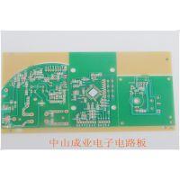 深圳专业生产单面环保绿油电路板生产厂家