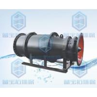 厂家直销GQB潜水贯流泵低扬程大流量卧式质量三包