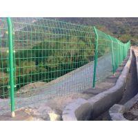 荆州南水北调工程钢丝网护栏安装现场