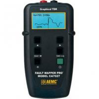 供应美国AEMC CA7027手持式网络测试仪/电缆故障定位器/网络测试仪器