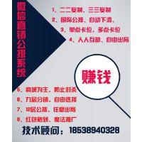 郑州微信公排系统 微信直销公排系统源码