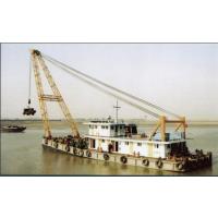 人气新品上海A字型盐航工26号浮吊船起重船工程船海上吊装租赁出租
