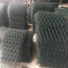 河道石笼网箱 铅丝石笼 护坡网