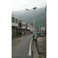 米泉太阳能路灯厂家 米泉县乡镇指定6米太阳能路灯批发厂家 低价招代理