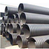 供西宁HDPE钢带管和青海塑料缠绕管哪家好