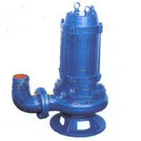 北京京晶供应 潜水式无堵塞排污泵型号:WS-QW80-43-13-3