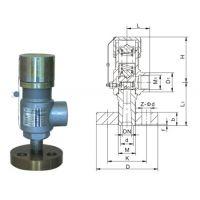 A41Y-160|320C/P/R型弹簧微启封闭式高压安全阀