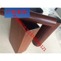 SUS316彩色纹不锈钢方管价格_佛山优质316木纹大管厚管不锈钢方管规格