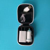二合一充电器套装有耳机和充电器适用于公司礼品