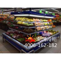 南山粤海供应连锁超市组合岛柜
