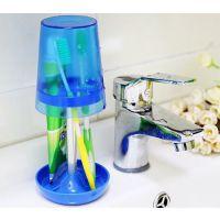 创意 台灯式牙刷架牙膏架漱口杯 情侣洁齿用具洗漱套装 厂家直销