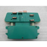 十极管式集电器JD10-25A管式滑触线集电器DHG管式滑触线