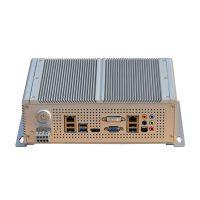 拓普龙嵌入式无风扇机箱,铝合金,mini-ITX,ATX-DC直插电源模块